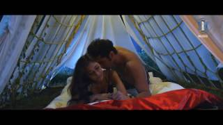 Labon Se Labon Ki   Bollywood hot DIVA   Sara Khan   POOLSIDE KISSING   YouTube