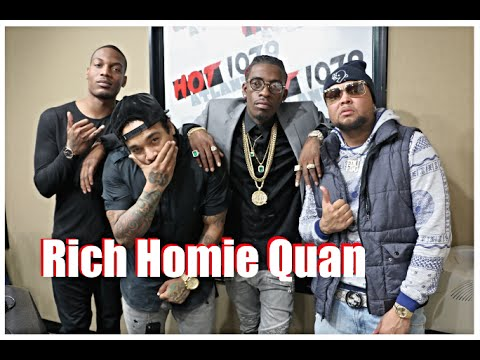Rich Homie Quan Talks Stepping Away From Rich Gang Touring & New Music