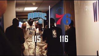 Game Film   Philadelphia 76ers vs Orlando Magic (10.20.18)