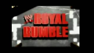 WWE Royal Rumble 2011 Official Match Card [HD]
