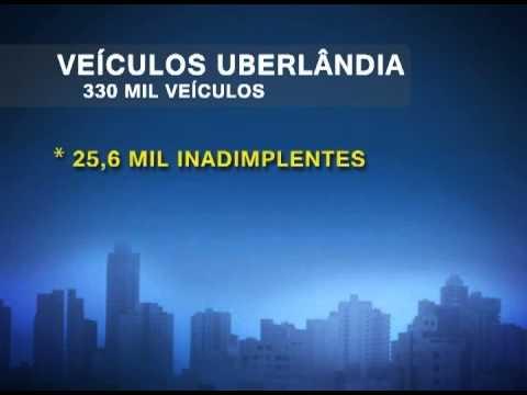 25 mil veículos ainda estão com IPVA atrasado em Uberlândia