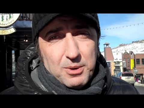 Interview with Paolo Sorrentino @ Sundance Film Festival 2012