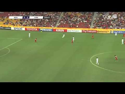 AFC Asian Cup 2015 - Match 4 - Saudi Arabia vs China (group B)