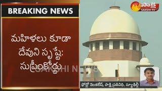 Sabarimala women's entry: Supreme Court begins hearing