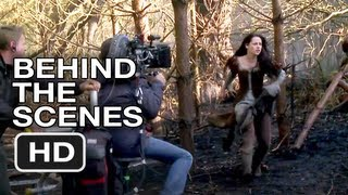 Snow White & the Huntsman - Snow White & the Huntsman - Director Rupert Sanders Featurette (2012) HD Movie