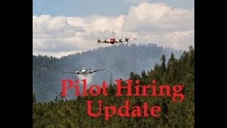 Fire Fighting Pilots Needed- Association of Aerial Firefighters Dec 2017