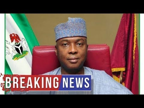 Breaking News - Saraki assembles SANs to tackle Police over Offa Robbery invitation