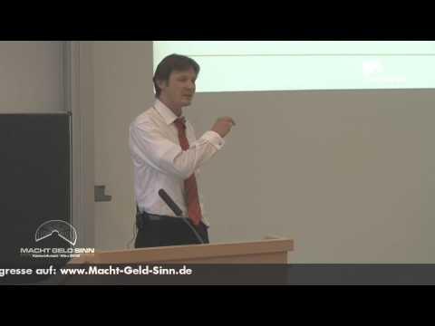 Prof. Dr. Felix Fuders - Eine nachhaltig funktionierende Finanzordnung als wesentliches Element