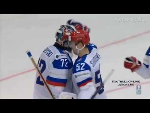 Обзор Чемпионата мира по хоккею Швейцария-Россия 0-5