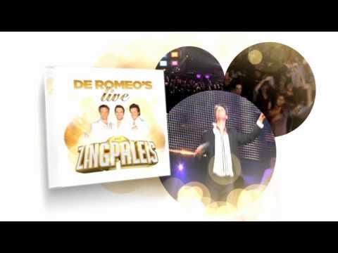 De Romeo's LIVE - Zingpaleis CD