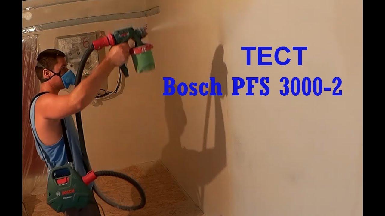 Ремонт краскопульта bosch pfs 55 своими руками 58