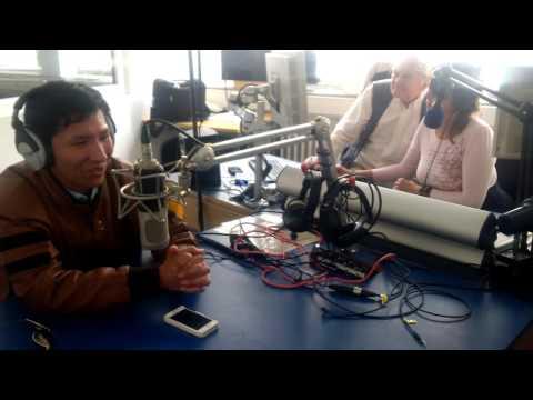 """ENTREVISTA A MARIANO CERSA EN RADIO STUTTGART EN EL PROGRAMA """"ECOS DE HISPANOAMÉRICA"""" 3ra. PARTE"""