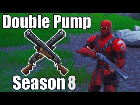 Double Pump is back for Season 8 and this happened...