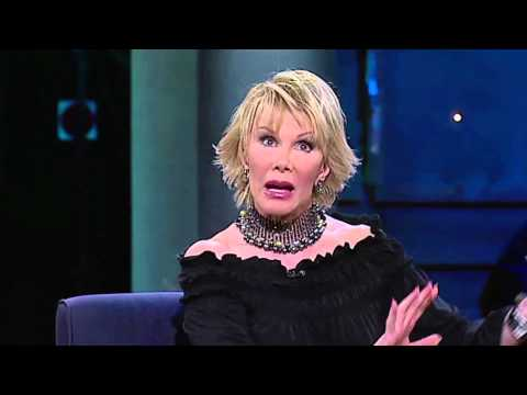 Joan Rivers | Interview (2003) | ROVE LIVE