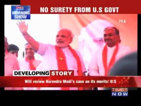 No change in US policy on Narendra Modi's visa