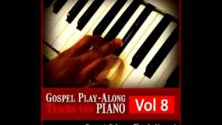 Spiritual C Donald Lawrence Piano Play Along Track