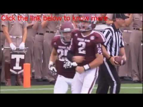Johnny Manziel Stats Football Exposed - Must See!