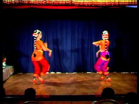 Mahishasura Mardhini by Mayuri Neharika & Varshini
