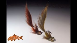 Sculpin Helmet McLuvin Carp Fly Tying Video