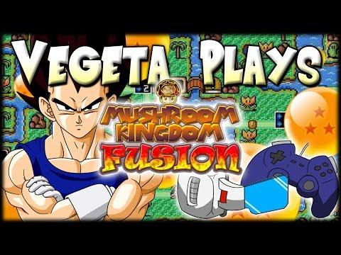 Vegeta Plays - Mushroom Kingdom Fusion