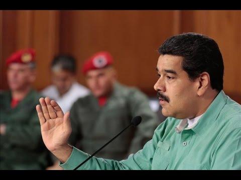 Nicolás Maduro insiste en sus ataques contra Mariano Rajoy y Antena 3 Noticias