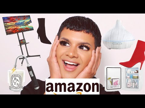 BIG Amazon Haul PT 2 ...I cant stop buying stuff | Gabriel Zamora