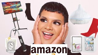 BIG Amazon Haul PT 2 ...I cant stop buying stuff   Gabriel Zamora
