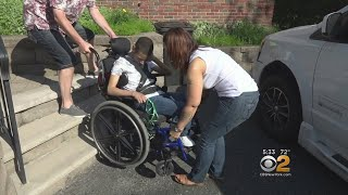 Family Wins Fight To Build Disabled Ramp At Home