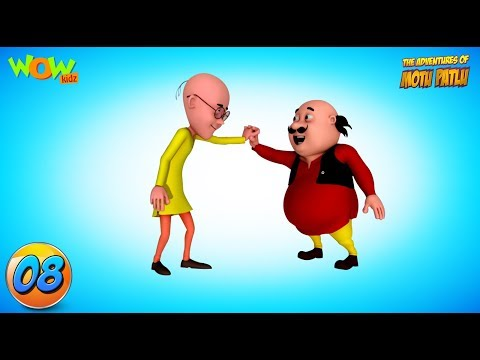 Motu Patlu funny videos collection #8 - As seen on Nickelodeon