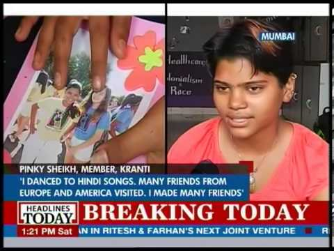 Child Of Sex Worker From Kolkata Fights For Better Future video