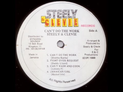 Shabba Ranks - Cant Do The Work (cant Do The Work Riddim) video