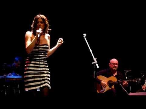 María Berasarte ''Contigo'' - San Sebastián (10/12/2010)