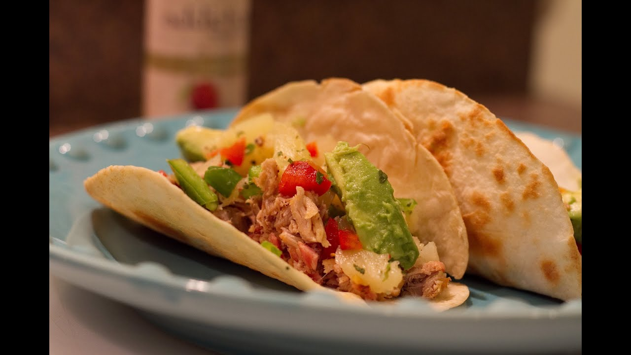 bbq pulled pork tacos salsa recipes yummly pulled pork bbq pulled pork ...