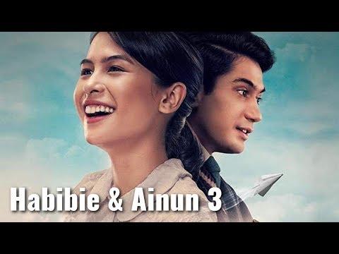 Download  Habibie & Ainun 3 Soundtrack Tracklist | Habibie and Ainun 3 2019 Maudy Ayunda, Aghniny Haque Gratis, download lagu terbaru