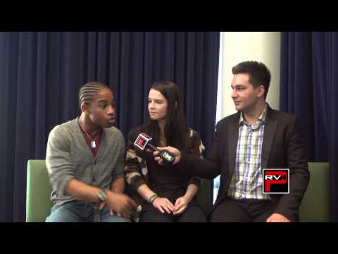 SYTYCD TOUR 10   Winner FikShun & Amy Yakima Interview