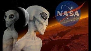 CIENTIFICO ACUSA A LA NASA DE OCULTAR PRUEBAS DE VIDA EXTRATERRESTRE EN MARTE!!
