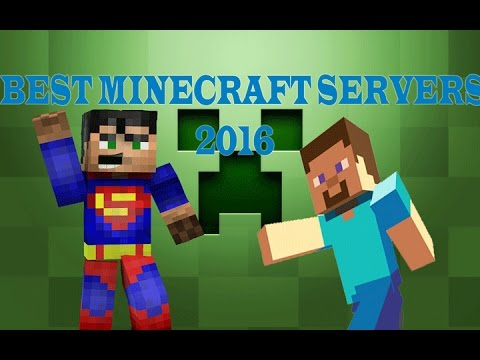 BEST CRACKED MINECRAFT SERVERS 2016