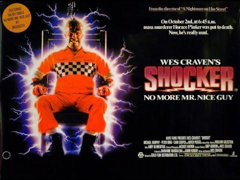 Shocker (1989) Movie Review (My Favorite Wes Craven Film)