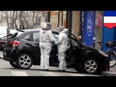 Timeline of Paris Charlie Hebdo shooting that left 12 dead, police still hunting for two gunmen