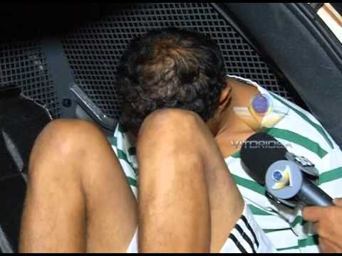 Rapaz é preso suspeito de integrar quadrilha de roubo a ônibus