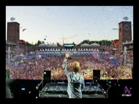 Avicii Live @ EDC (New York) 19.05.2012
