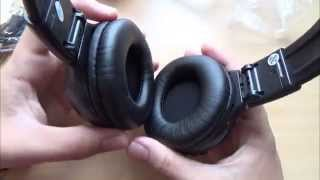 Unboxing y Review cascos inalambricos con radio baratos (19$)