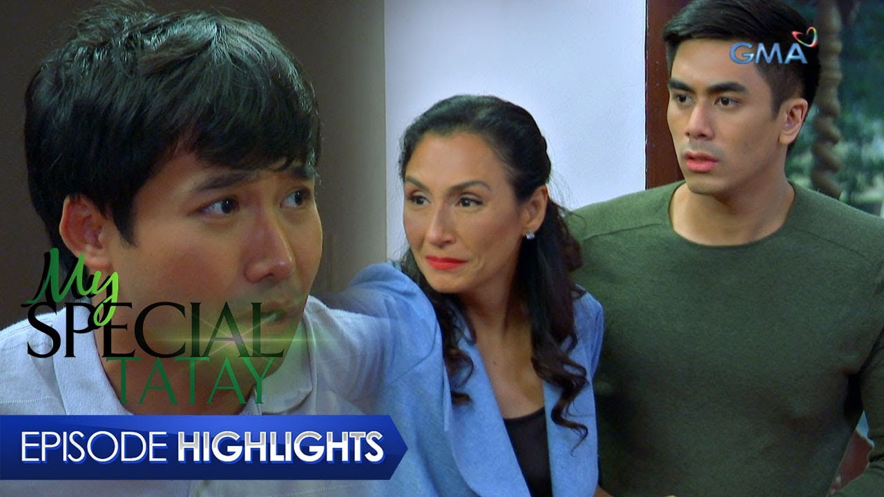 My Special Tatay: Olivia's secret is out! | Episode 110