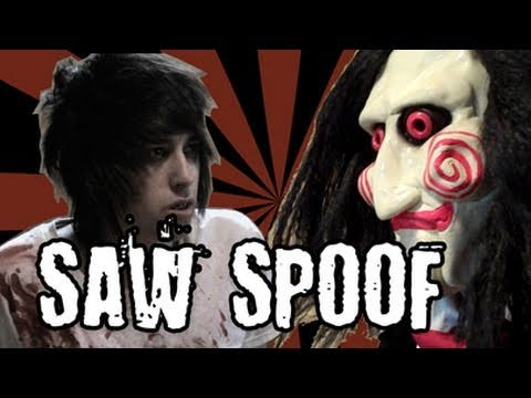 HALLOWEEN SAW SPOOF