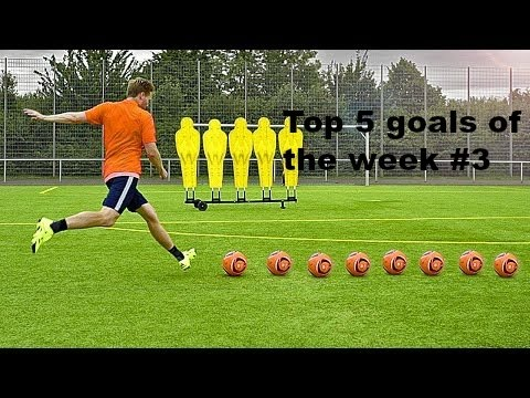 Freekickerz Junior: Top 5 goals of the week #3