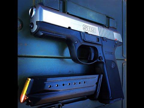 Ruger SR9 Pistol Review