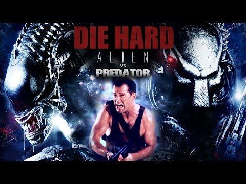 DIE HARD: Alien VS Predator Teaser Trailer