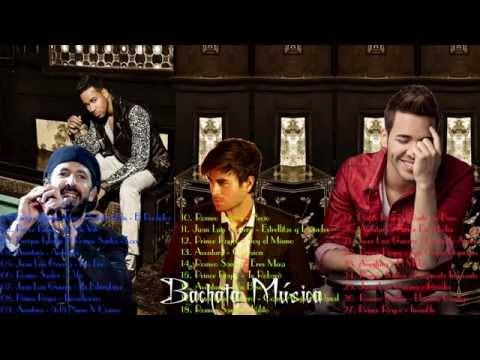 Enrique Iglesias Ft Romeo Santos, Prince Royce, Juan Luis Guerra, Aventura - Bachata MIX 2015