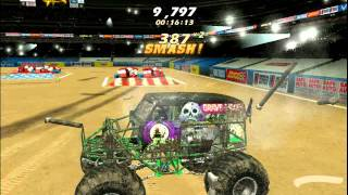 Monster Jam PC Gameplay