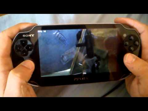 Ps Vita Remote Desktop Call of Duty MW3